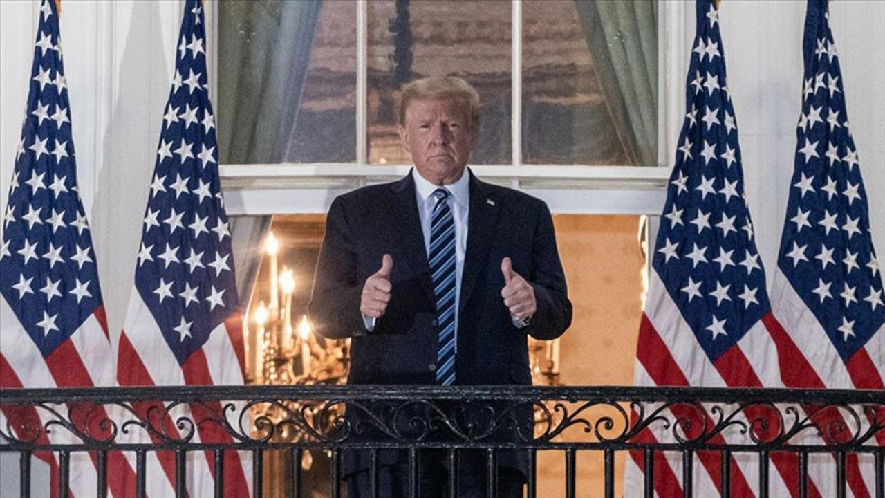 Trump görevi devretmeyi kabul etti