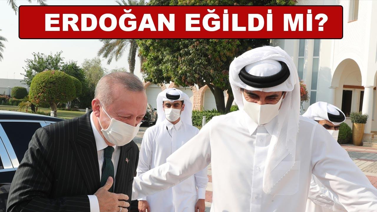 Kılıçdaroğlu'nun 'Erdoğan Katar emirinin önünde eğildi' iddiası doğru mu?