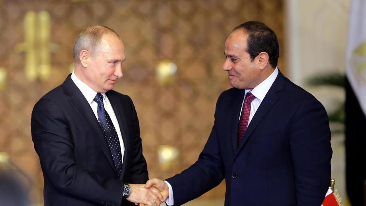 Rusya ve Mısır Karadeniz'de ortak tatbikat yapacak