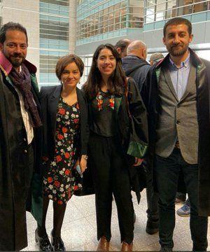 Kadın avukat PKK'nın silahlı teröristi çıktı - Sayfa 2