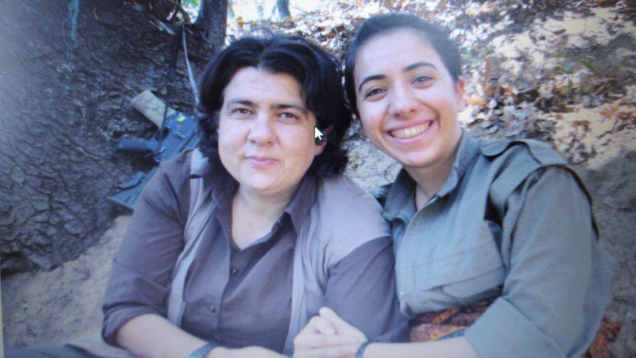 Kadın avukat PKK'nın silahlı teröristi çıktı - Sayfa 1