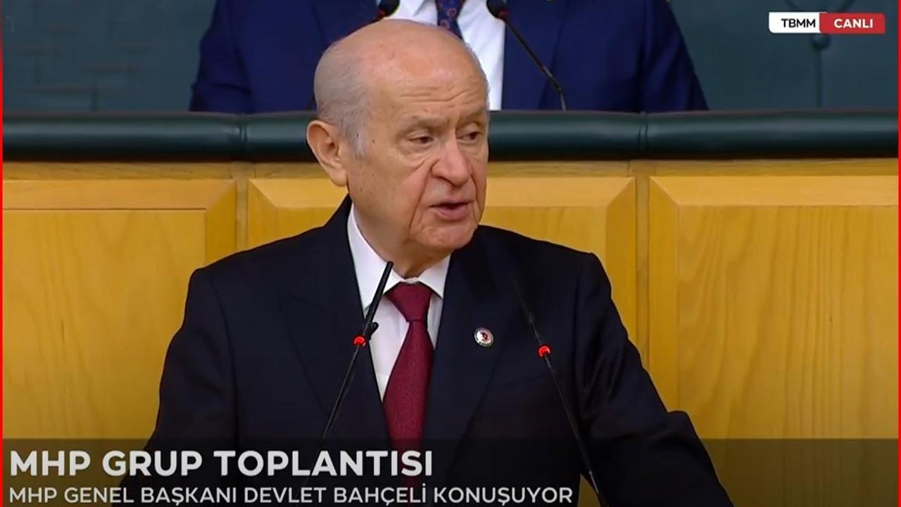 Bahçeli'den Kılıçdaroğlu'na erken seçim cevabı