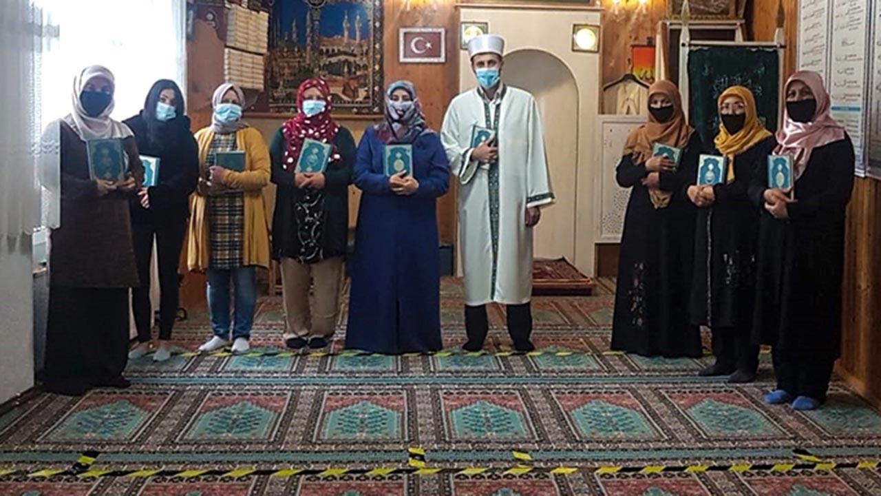 DİTİB Camii'nden 'Hediyem Kur'an Olsun' kampanyası