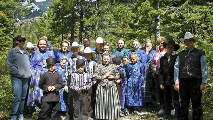 Teknoloji kullanmayan Amişler yüzyıllardır aynı giyiniyorlar - Sayfa 1