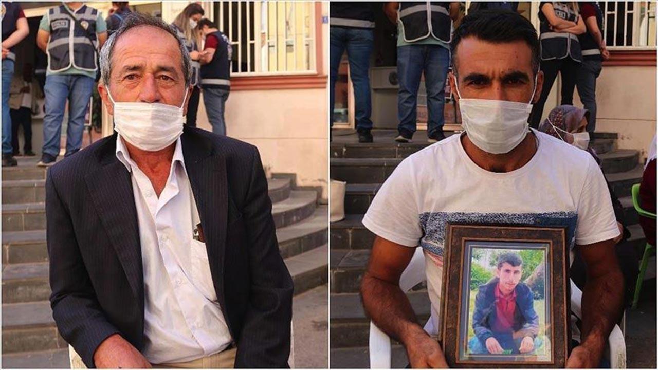 Diyarbakır'da iki aile daha nöbete katıldı
