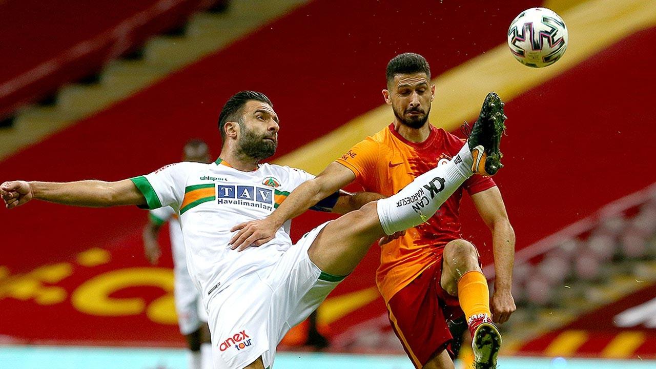Galatasaray kendi evinde yıkıldı