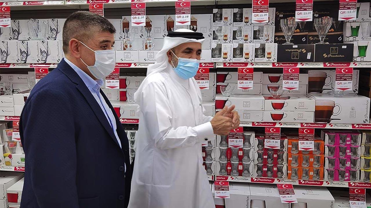 Katar'dan Türk mallarına destek kampanyası