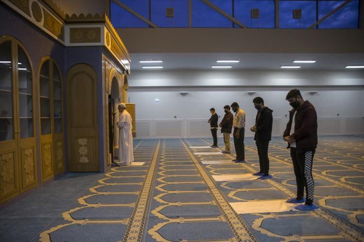 Atina'da nihayet cami açıldı - Sayfa 1