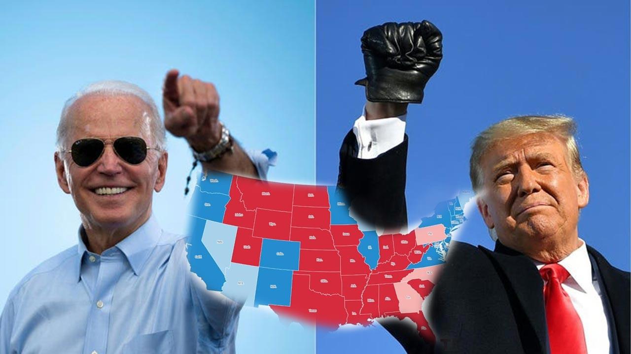 ABD seçim sonuçları son durum ne oldu 13 Kasım Amerika seçimleri kim kazandı?