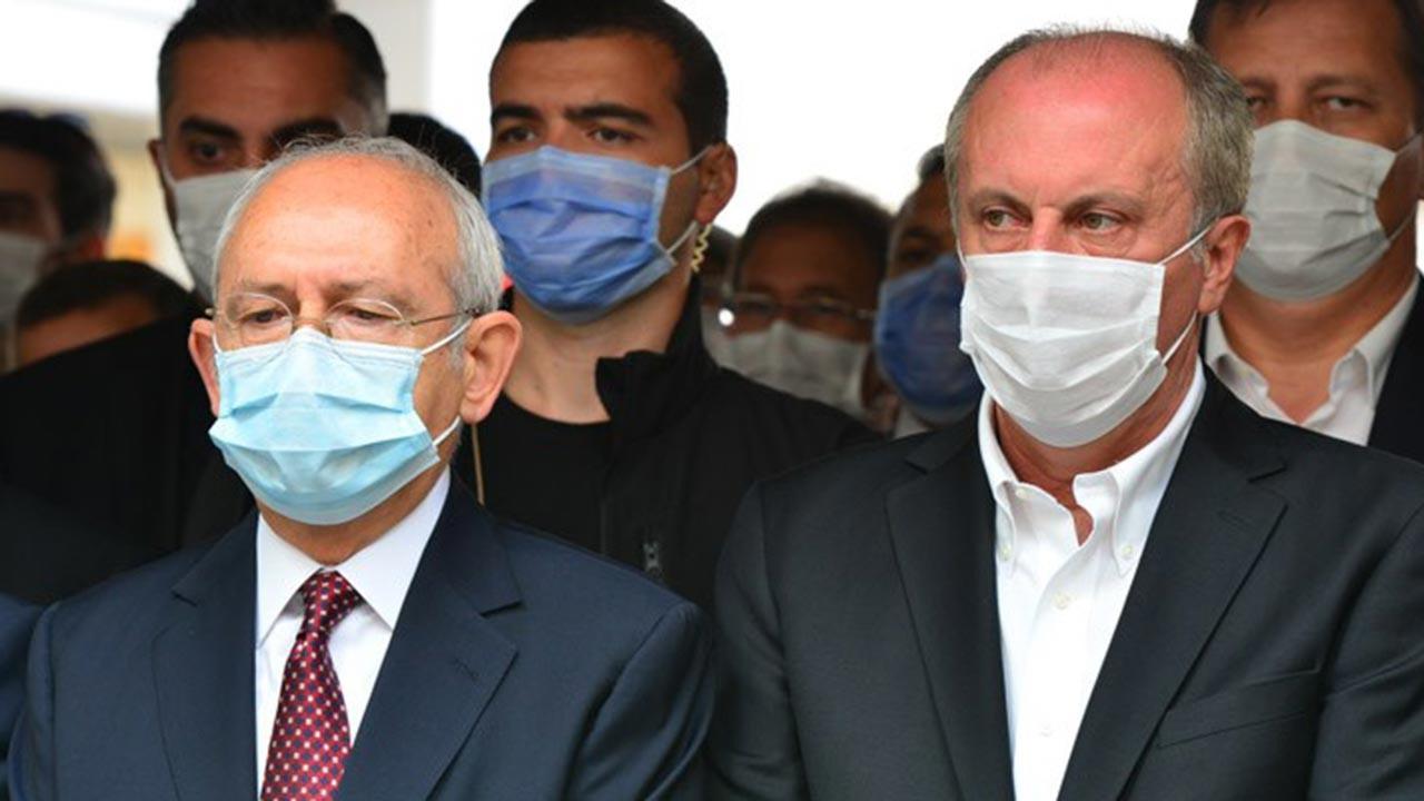 Kılıçdaroğlu, Muharrem İnce istifasını geçiştirdi