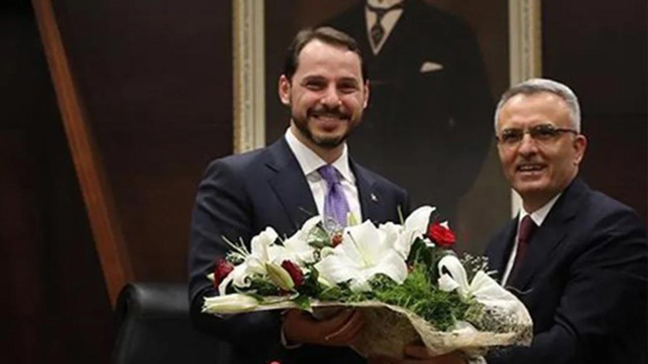 Herkes Berat Albayrak açıklaması beklerken Naci Ağbal konuştu