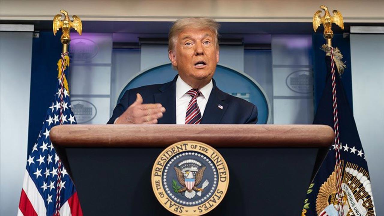 Trump son kararını açıkladı