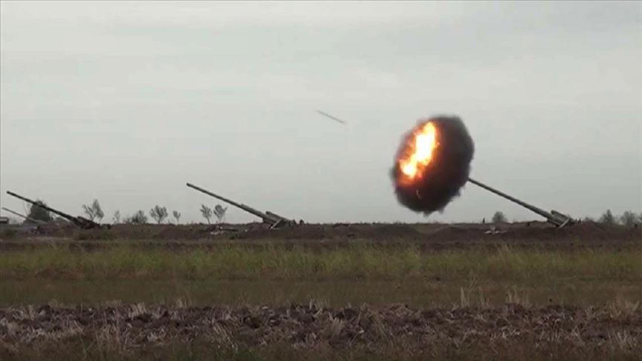 Putin: Karabağ'da ateşkes imzalandı