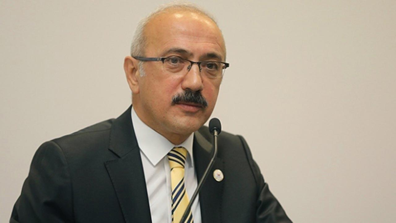 Berat Albayrak'ın yerine yeni Hazine ve Maliye Bakanı Lütfi Elvan oldu