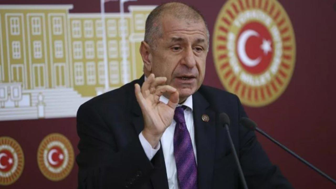 Ümit Özdağ: Belediyelerden gelen çantalara İyi Parti'nin onurunu sattınız