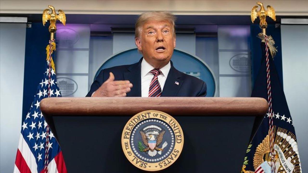 Trump Türkiye'ye yaptırım kararını imzaladı