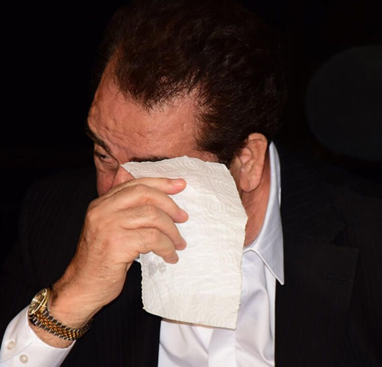 İbrahim Tatlıses gözyaşlarını tutamadı - Sayfa 2