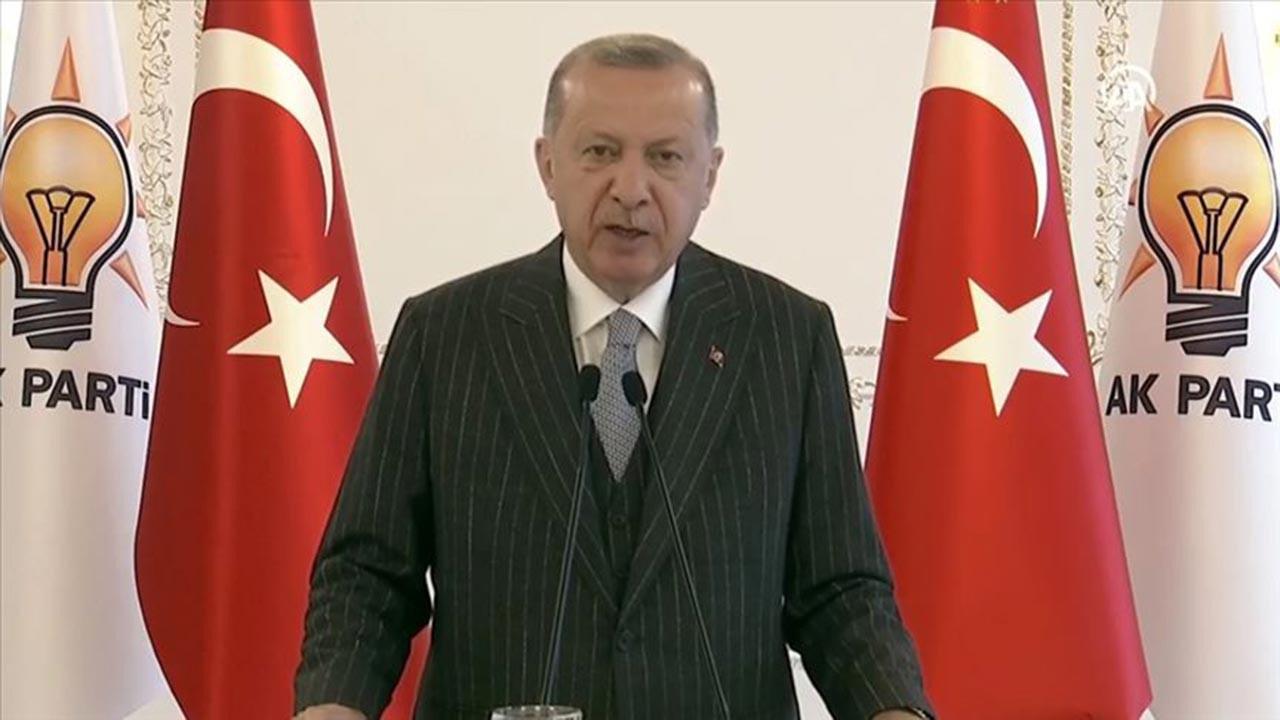 Erdoğan: Ekonomi, Hukuk ve demokraside yeni seferberlik başlatıyoruz
