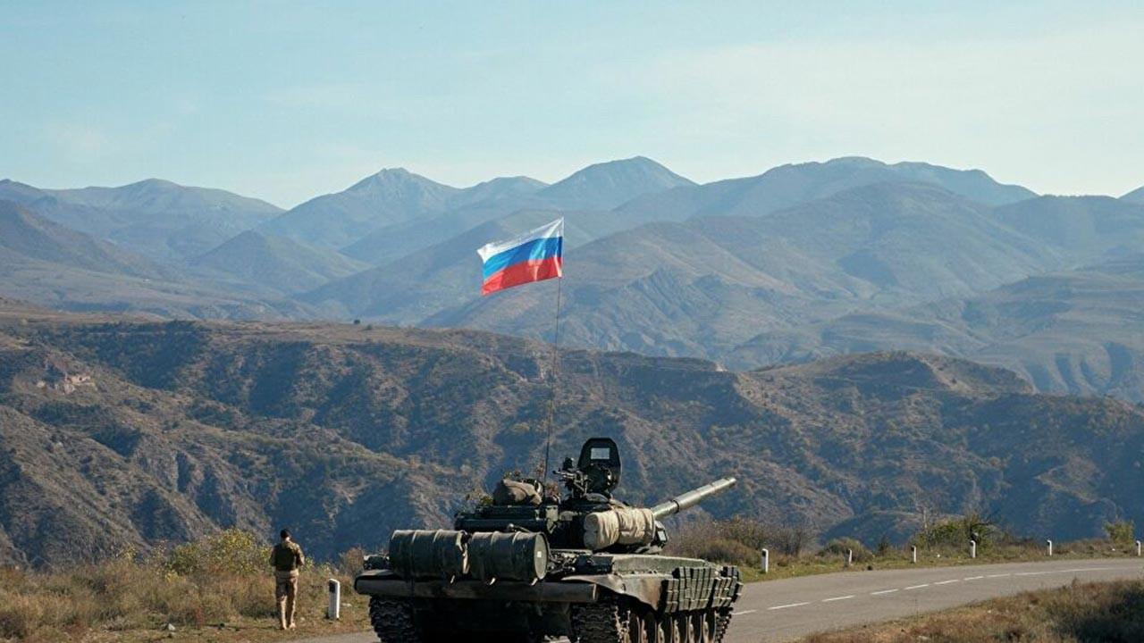 Ermeni askerler Rus güçlerine ateş açtı