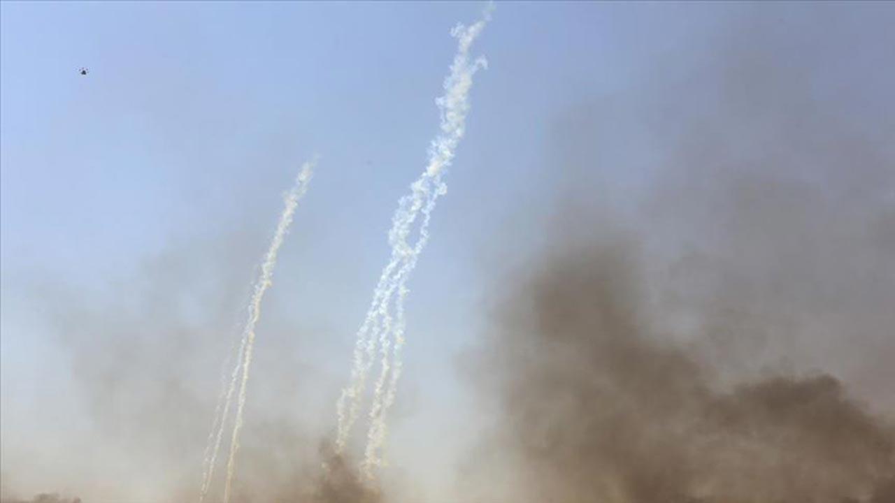 İsrail Suriye'nin başkentinde saldırı düzenledi