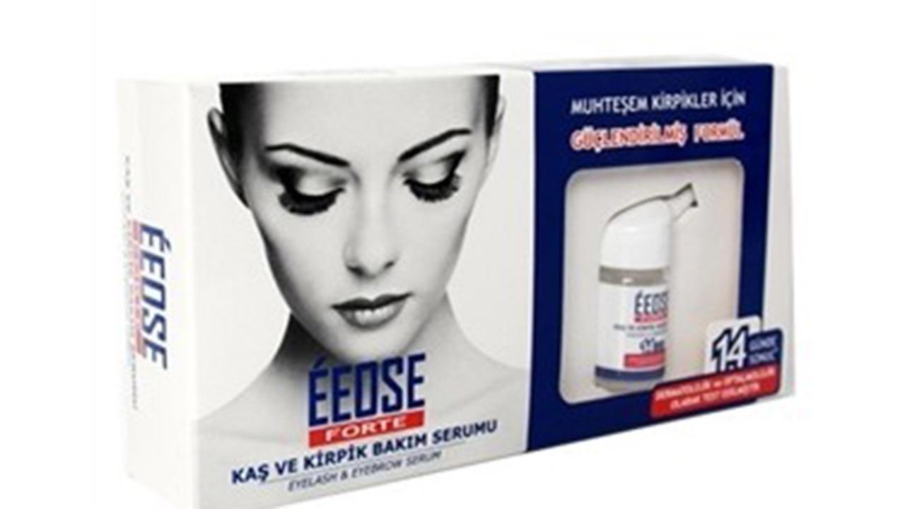 EEOSE Kaş Kirpik Serumu Yorumları