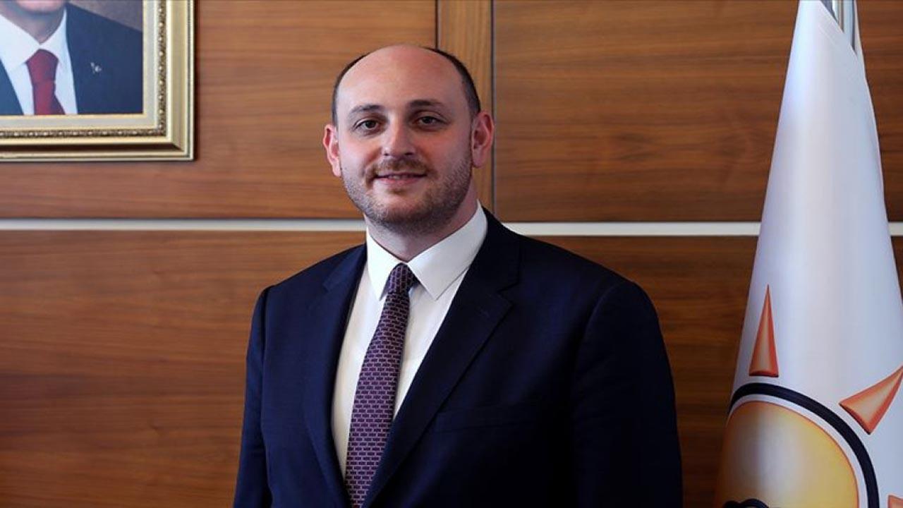 AK Parti Gençlik Kolları Başkanı Ahmet Büyükgümüş koronavirüse yakalandı