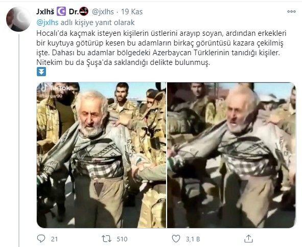 Yaşlı ve masum Ermeni sivil bakın kim çıktı - Sayfa 2