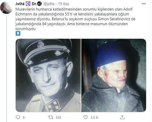 Yaşlı ve masum Ermeni sivil bakın kim çıktı - Sayfa 3