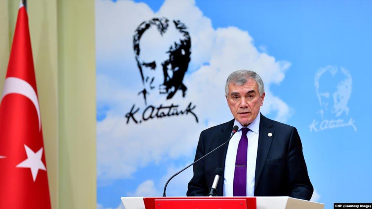 CHP'li Çeviköz'den Marshall Fonu'nda 'ihanet' kokan konuşmalar