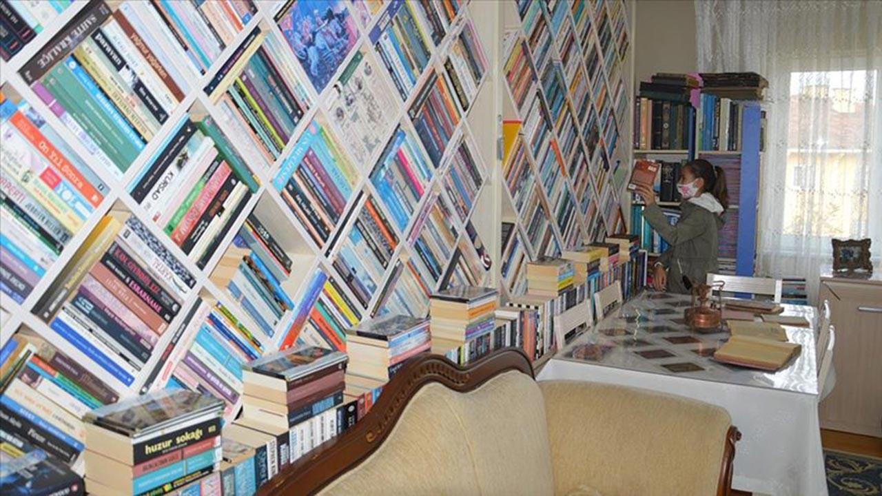 Türkiye'de bir yılda 433 milyon adet kitap basıldı