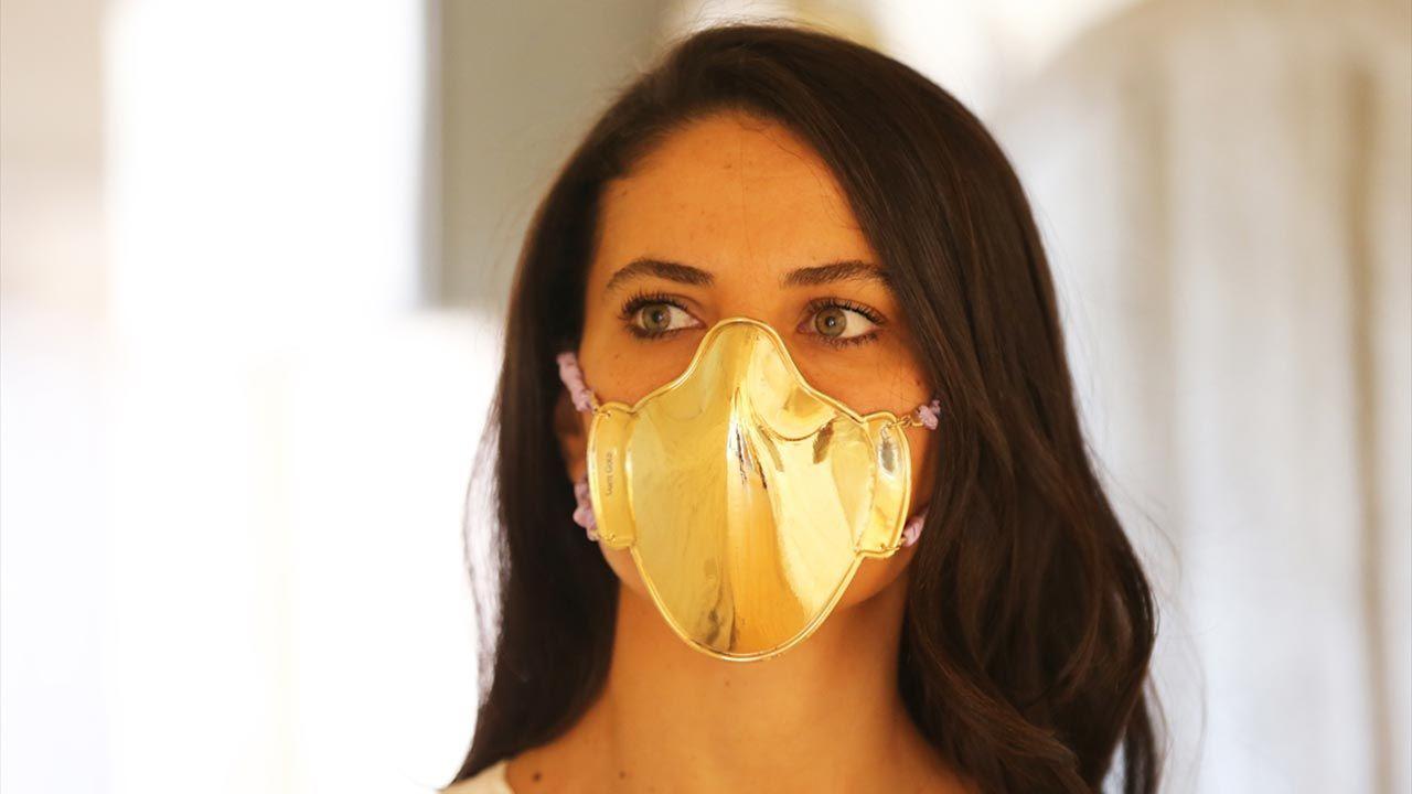 20 bin liraya altın kaplama maske - Sayfa 3