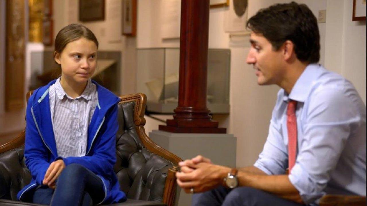 Kanada başbakanına telefon şakası