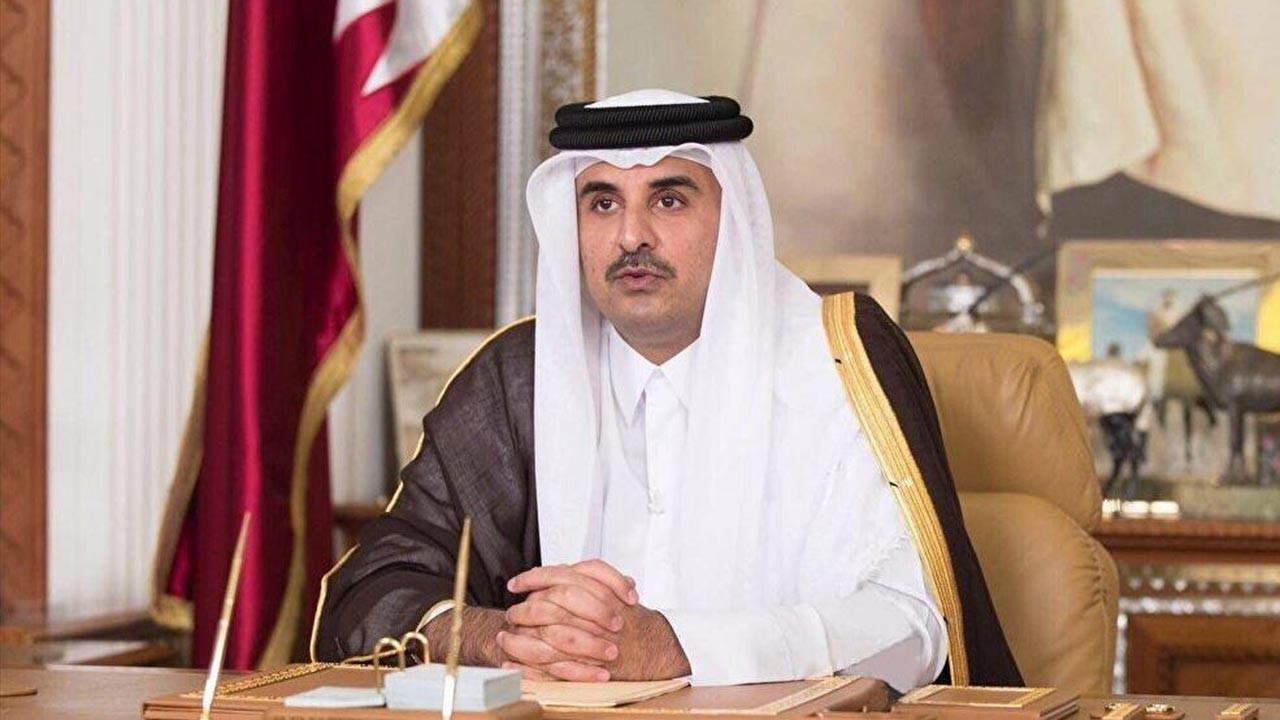 Katar Emiri Temim'den Mescid-i Aksa açıklaması