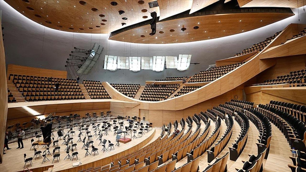 Dünyada benzerine az rastlanan orkestra binası Ankara'da açılıyor