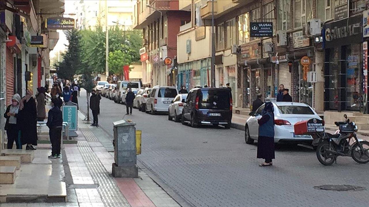 Siirt'teki deprem beş farklı şehirden hissedildi