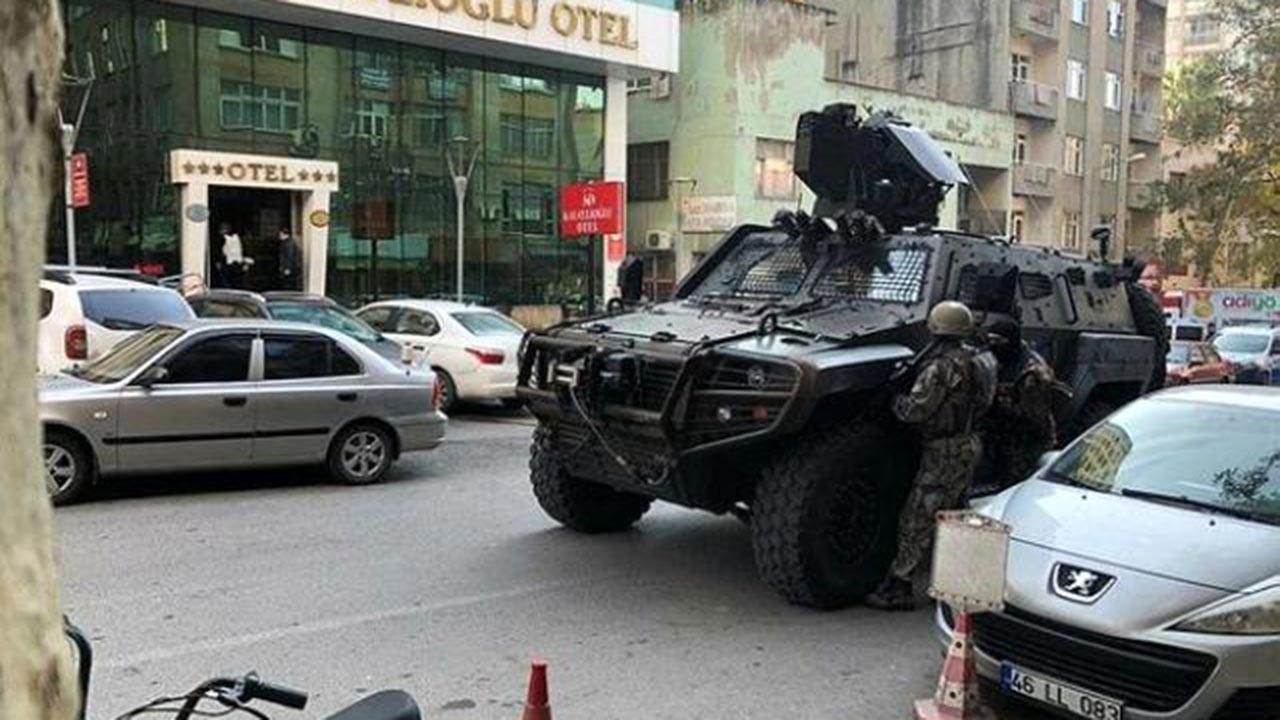 Kahramanmaraş ve Afrin'den acı haber