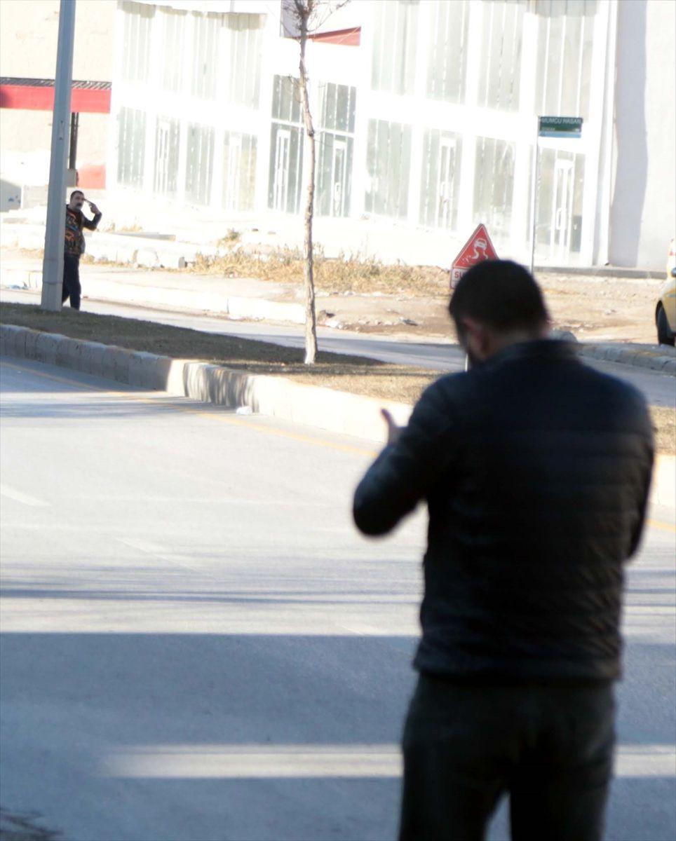 Erzurum'da eşi ve iki kızını öldüren adam zor anlar yaşattı. - Sayfa 2