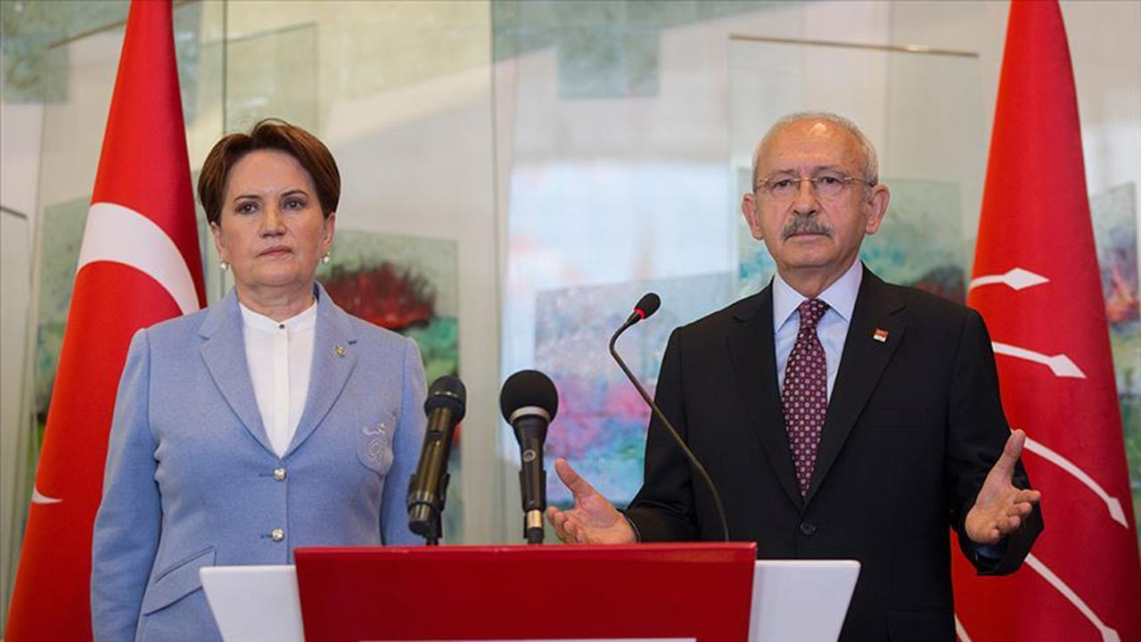 Kılıçdaroğlu'ndan Akşener'e uyarı mesajı