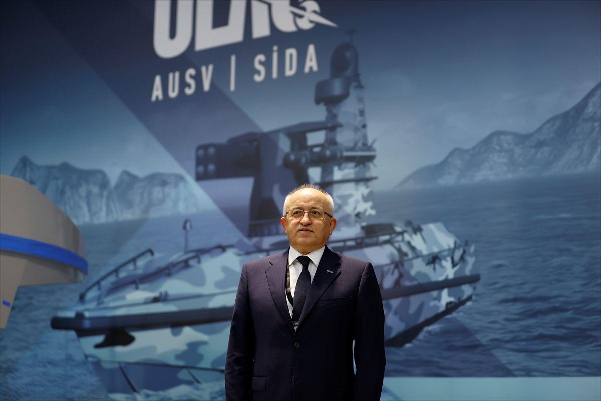 Türkiye'nin ilk SİDA'sı Mavi Vatan'da denize iniyor - Sayfa 4