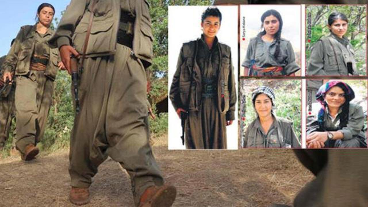 Tecavüzden şikayet eden 5 PKK'lı kadına infaz