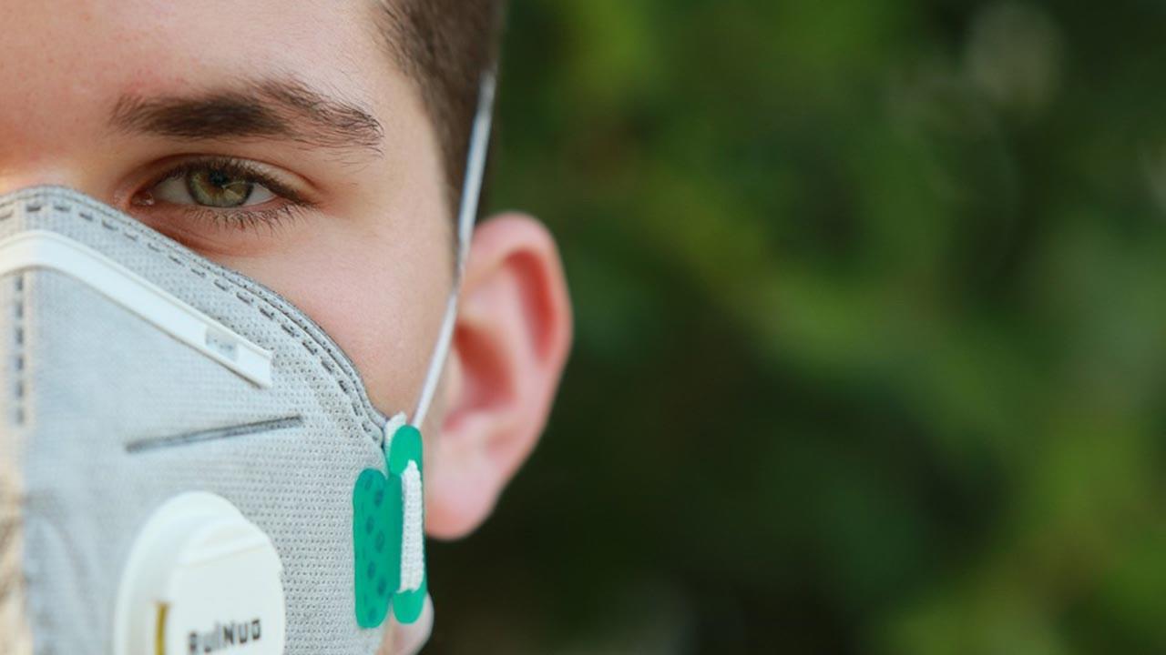 Sıcaklarda mümkünse maskeyi sık sık değiştirin