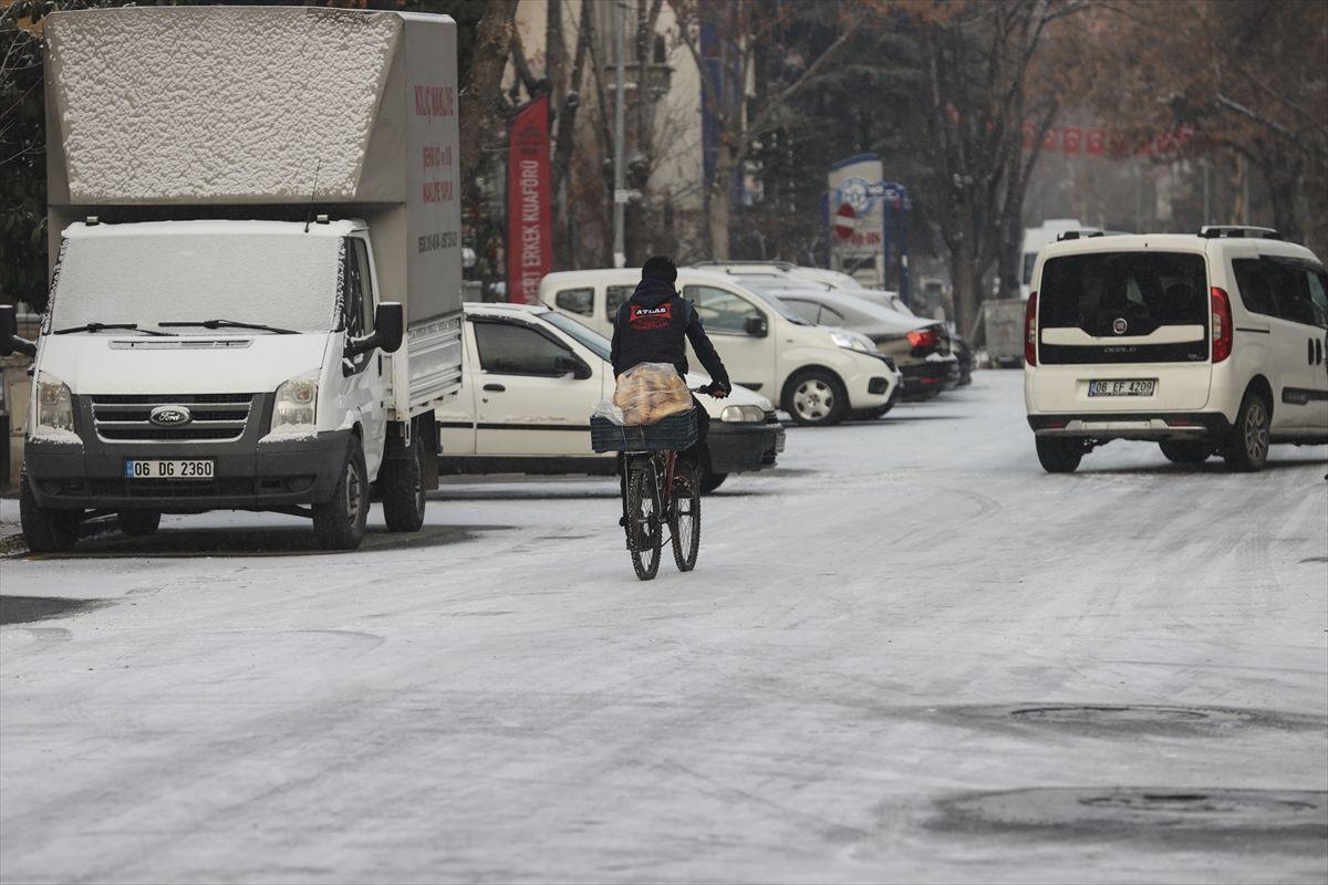 Ankara güne karla uyandı - Sayfa 4