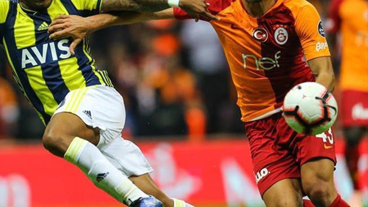 Galatasaray ile Fenerbahçeliler arasında polemik