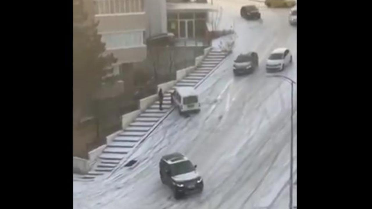 Ankara'daki 'çarpışan arabalar' ABD basınında