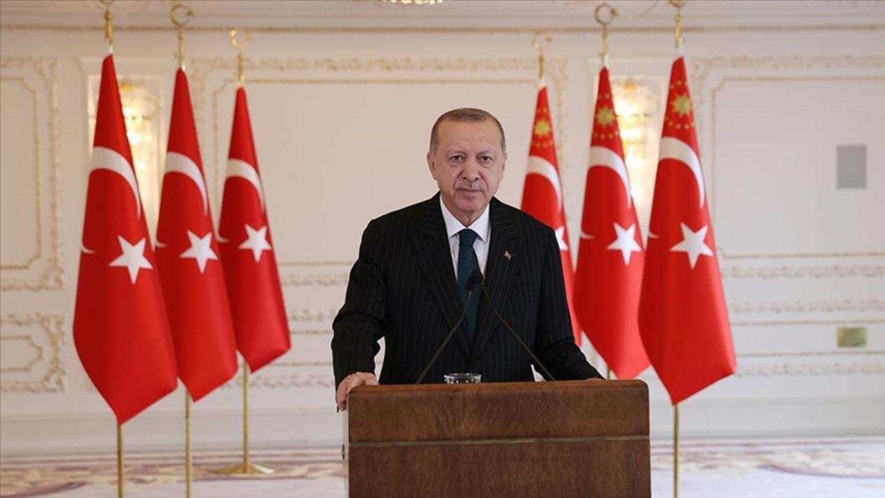 Cumhurbaşkanı Erdoğan: 2021 demokratik ve ekonomik reform yılı olacak