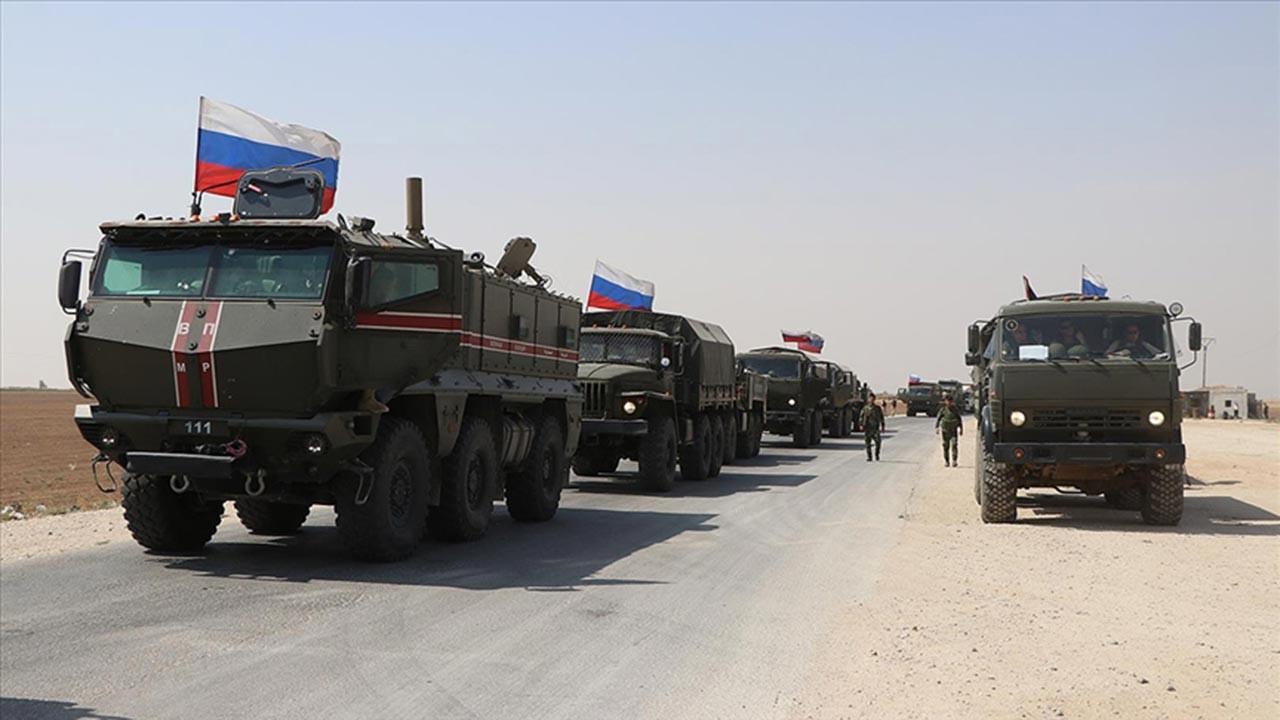 Rusya, Suriye'nin kuzeydoğusuna yığınak yapıyor