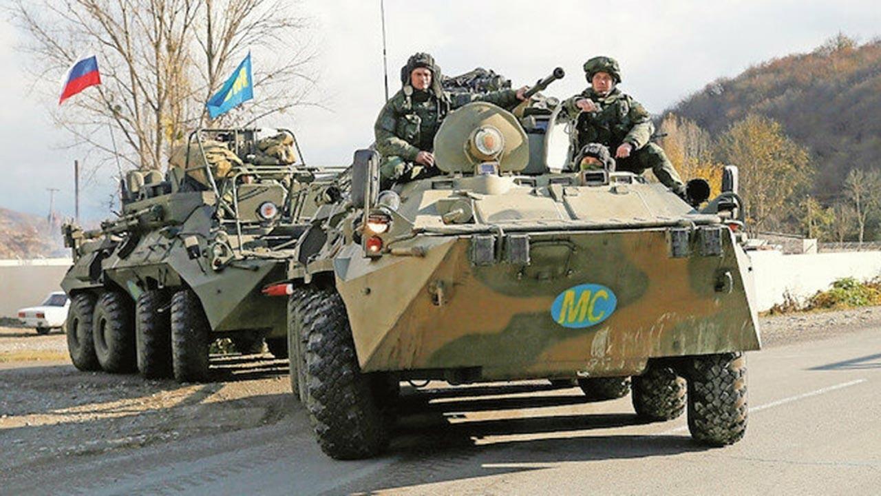 Rusya Dağlık Karabağ'ı işgal mi ediyor?