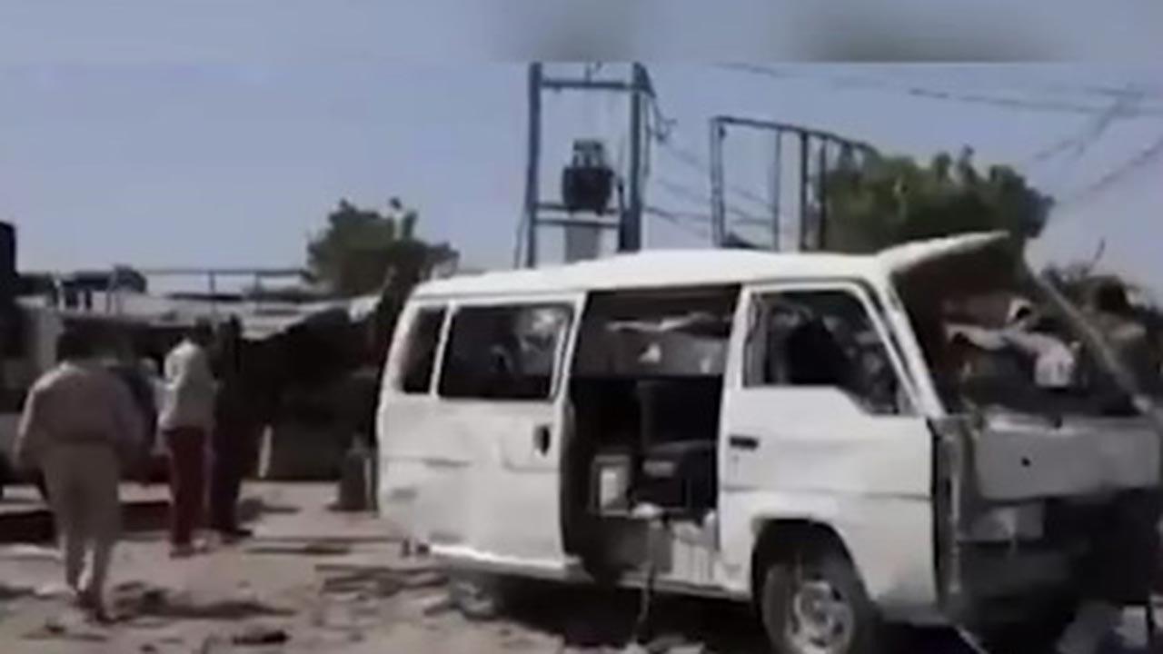 Somali'de Türk işçilere bombalı saldırı