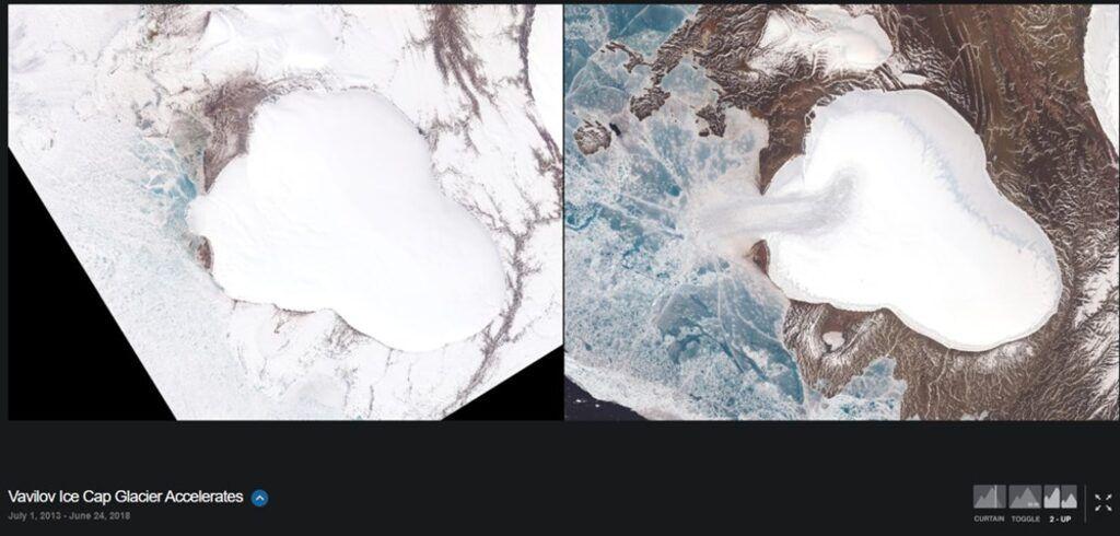 NASA küresel ısınma sonucu ortaya çıkan korkunç tabloyu paylaştı - Sayfa 1