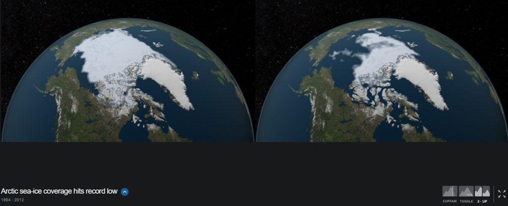 NASA küresel ısınma sonucu ortaya çıkan korkunç tabloyu paylaştı - Sayfa 3